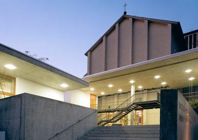 Gemeindeszentrum St. Antonius Waiblingen