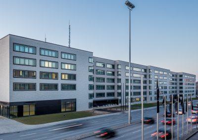 Neubau Ministerien Stuttgart