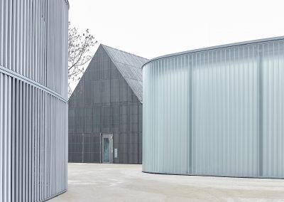 Verwaltungsgebäude Eva Mayr-Stihl Stiftung Waiblingen