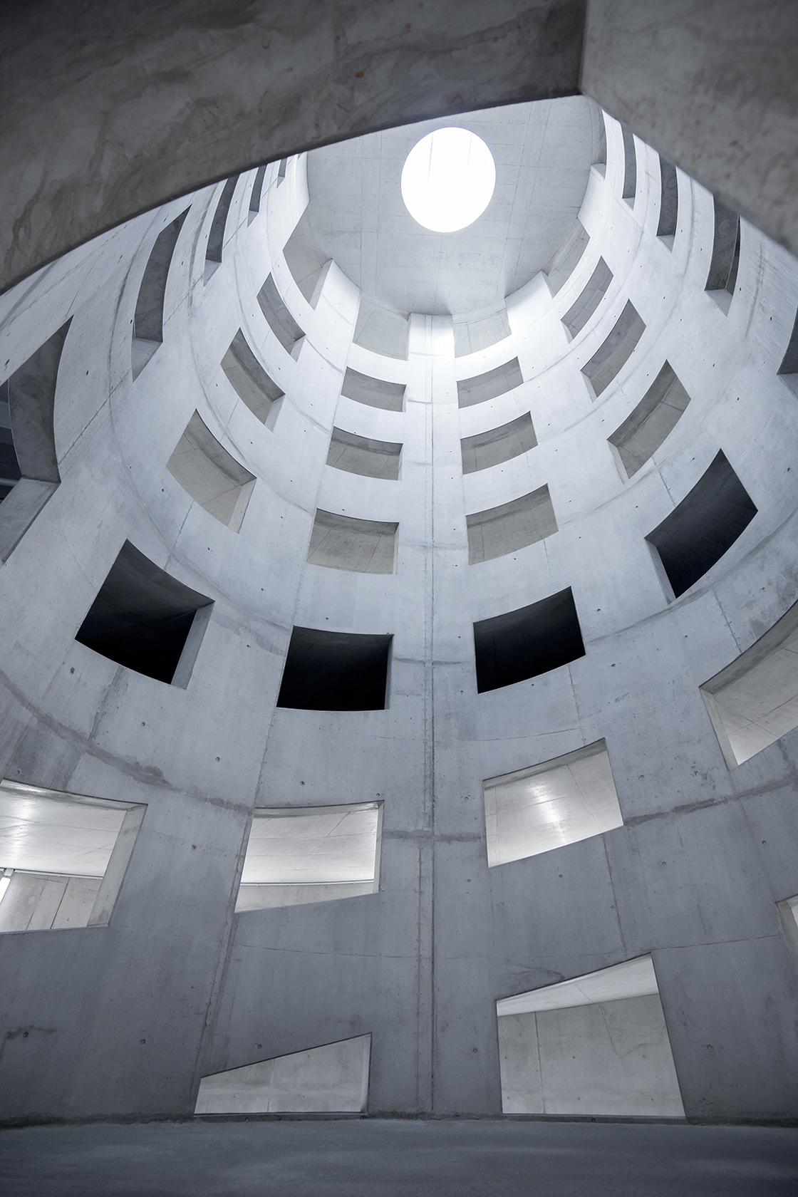 Parkhaus Sab Stuttgart Jo Carle Architekten