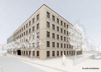 Institutsgebäude GESIS Mannheim